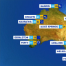 National weather forecast for Sunday, April 11