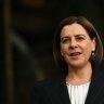 A budget of 'broken dreams', LNP leader Deb Frecklington says
