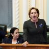 Jackie Trad is hoping money for Cross River Rail will be in the federal budget