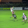 VFL player takes a flying mark