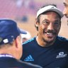 Battling Blues put faith in Umaga with contract extension