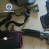 Police seize guns in cross-border drug and weapons investigation