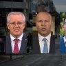Politicians squabble over relief payment 'disgrace'