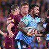 Channel Nine takes a punt on Sunday's State of Origin clash
