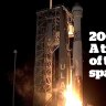 A timeline of the new space race