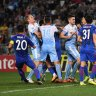 Sydney FC knocked out of the ACL after dominant draw with Shanghai