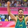 Australia win gold, silver in beach volleyball