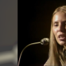 Singer-songwriter Joni Mitchell sings 'Big Yellow Taxi'on BBC in 1969.