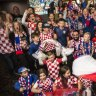 Sydney's Croatian club already planning for World Cup win
