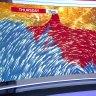 Dangerous winds to lash south-east