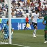 Saudis stun Egypt 2-1 in World Cup farewell despite Salah strike