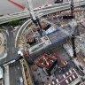 Timelapse: Queens Wharf casino