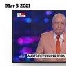 Alan Jones broadcast on Sky News, May 3, 2021