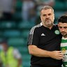 Ange Postecoglou's Celtic draw in Australian's first match in charge