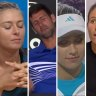 The good, the bad and the unexpected at tennis media conferences