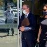 Eastern suburbs eyebrow queen has cocaine conviction annulled