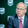 NRL eyes new gambling tax windfall to fund investment strategy