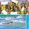 The Australian swimming team has been announced for next month's Tokyo Olympics.