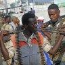 Somalia's al Shabaab says it stormed military base, killing troops