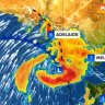 Severe weather warning with icy, damaging winds to blast Victoria