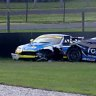 Tesoriero crashes out of the Australian GT Phillip Island