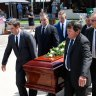 Lady Flo farewelled at Kingaroy state funeral