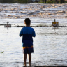 Queensland's Balonne river expected to peak