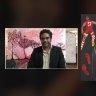 Vincent Namatjira on his Archibald win