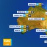 National weather forecast for Friday, April 16, 2021