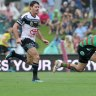 Reynolds puts boot into Cowboys as Rabbitohs close in on top spot