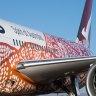 Qantas keen on Paris, but first profit on Perth-London