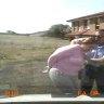 Dramatic dash cam arrest footage