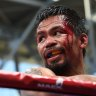 Manny Pacquiao 'too scared' to fight Jeff Horn again, Premier says