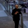 Police are hoping to identify this man, after an incident on July 22 in which a staff member was spat on. Police are investigating whether the incident is linked to another a similar spitting occurence at a Malvern East shopping centre on 20 March.
