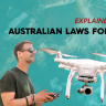 Drone use rules and guidelines in Australia