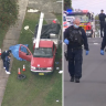 Hundreds of police are involved in an ongoing crackdown on a gangland war between two Sydney crime networks.