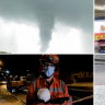 Major clean-up facing eastern Australia after severe storms