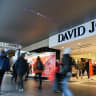 David Jones blames 'extremely challenging' conditions for sale hit