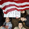 Teens rally for gun control at White House