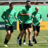 Socceroos focussed on seeing off Danes