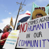 Explainer: Immigrant children detained at US-border