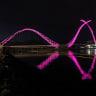 Optus Stadium bridge now open for footy hordes ahead of Sunday AFL game