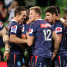 Melbourne Rebels out for more success after first win of Super Rugby season