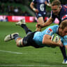 Lucky Waratahs are the beneficiaries of dud Super Rugby system