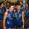 Paul Ahern debut gives Roos another big boost
