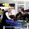 Full-body scans for domestic airports in major security overhaul