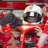 Vettel takes Ferrari's first Canada pole since 2001
