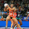 Vixens get finals reminder as desperate Giants win in Melbourne