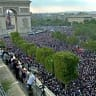 French fans celebrate World Cup victory