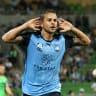 Sydney FC marquee Bobo linked to Turkish club Alanyaspor